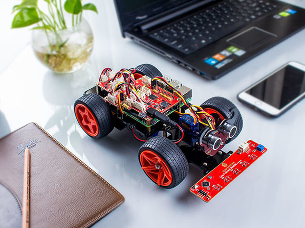 SunFounder PiCar-S Raspberry Pi Kits