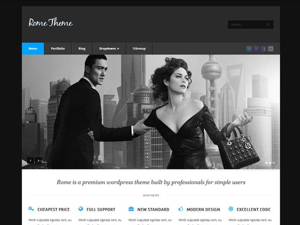 """10 """"Plug & Play"""" WordPress Themes  - Product Image"""