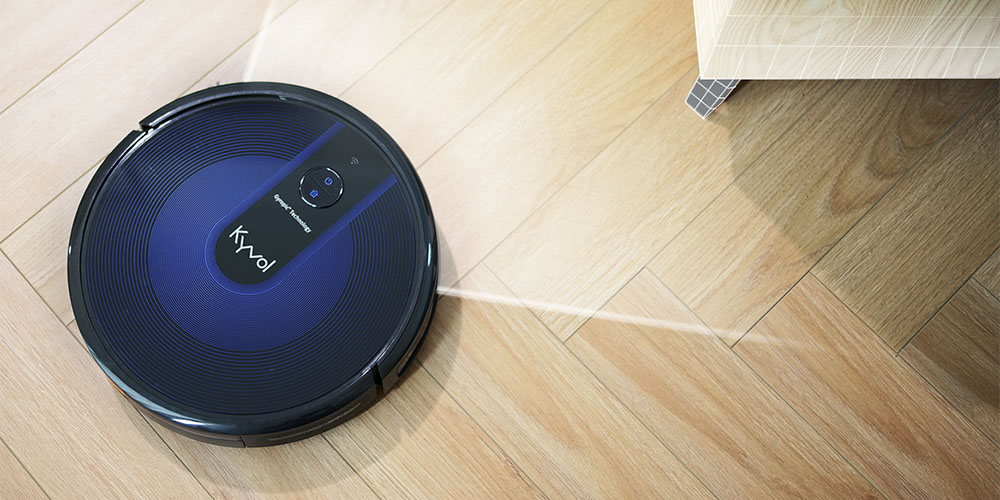 Cybovac E31 Robot Vacuum Cleaner, on sale for $249.99 (10% off)