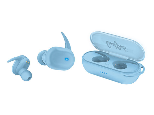 CoolPods True Wireless Earbuds (Blue)
