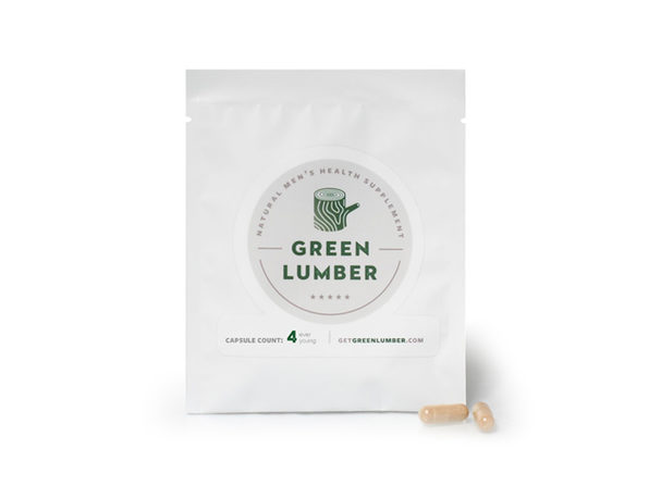 Green Lumber - 4 Pack - Product Image