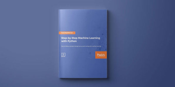 Step-by-Step Machine Learning with Python - Product Image