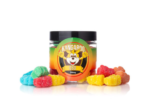 Sour Bears 250 MG - Product Image