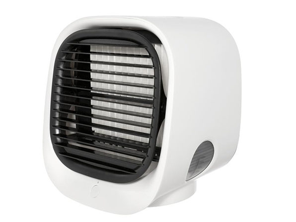 Mini Air Conditioning Cooling Fan (White)