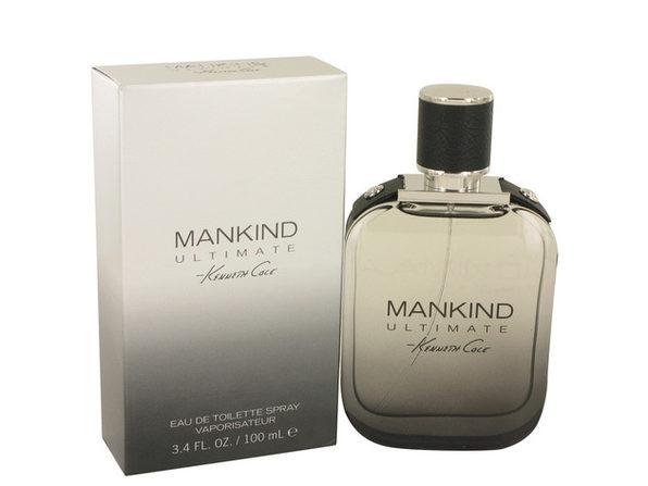 Kenneth Cole Mankind Ultimate by Kenneth Cole Eau De Toilette Spray 3.4 oz for Men - Product Image