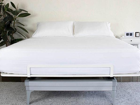 Yaasa® White Microfiber Sheet Set (Cal King)