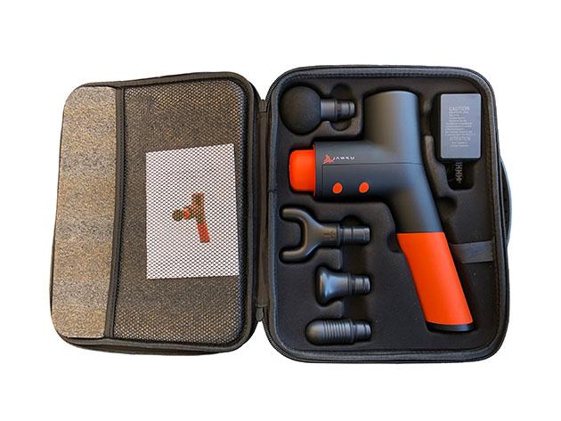 JAWKU Muscle Blaster V2 Cordless Percussion Massage Gun