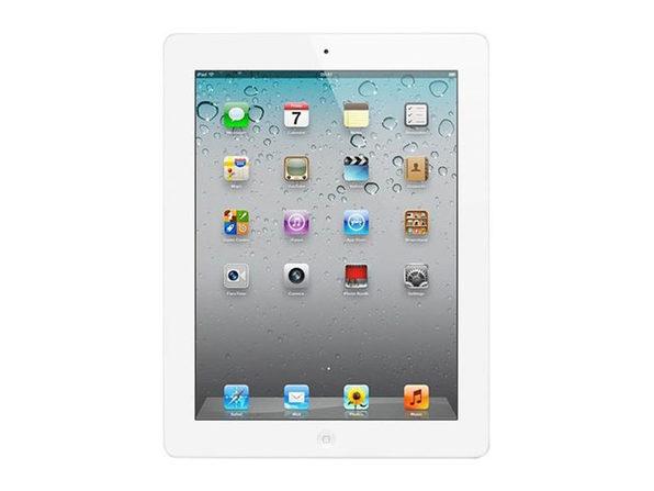 """Apple iPad 2 9.7"""" 64GB WiFi (Certified Refurbished)"""