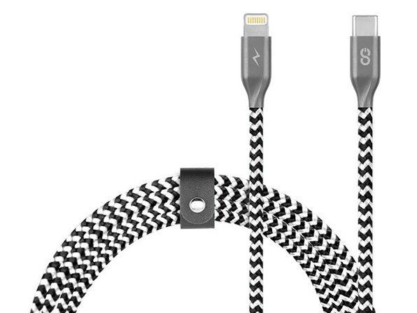Piston Connect Braid+ MFi Lightning Cable
