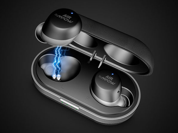MPOW X5.0 True Wireless Headphones with Charging Case
