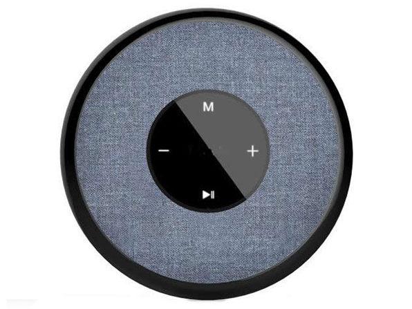 Floatilla II Waterproof Bluetooth Speaker (Black)