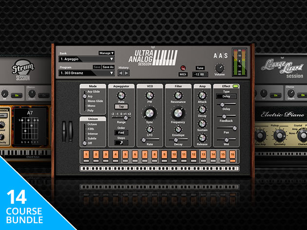 Pay What You Want: The Synth & Sound Pack Bundle - Take Your Music Production to the Next Level with Hundreds of Presets for DAWs like Ableton, Pro Tools & More