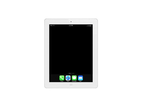 "Apple iPad 4 9.7"" 16GB - White (Certified Refurbished)"