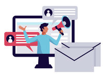 MailChimp Mailing List Building & Email Marketing - Product Image