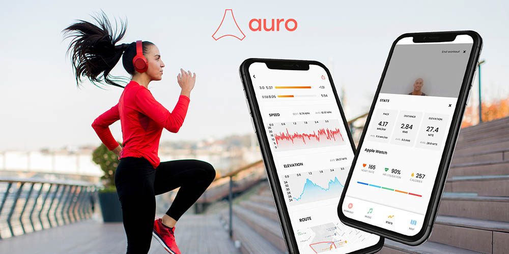 Auro – #1 Fitness & Wellness App: 1-Yr Subscription, on sale for $29.99 (50% off)