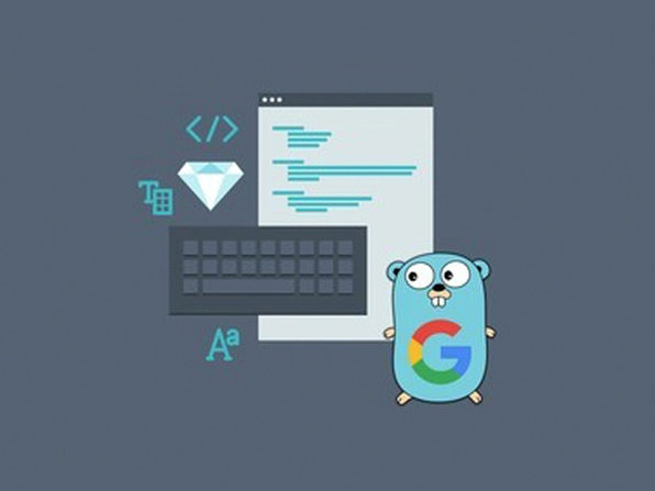 Learn Google Go - Golang Programming for Beginners - Product Image