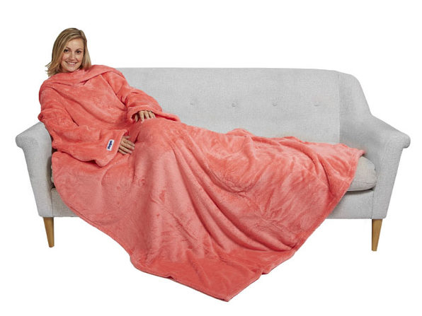 The Slanket® Blanket with Sleeves