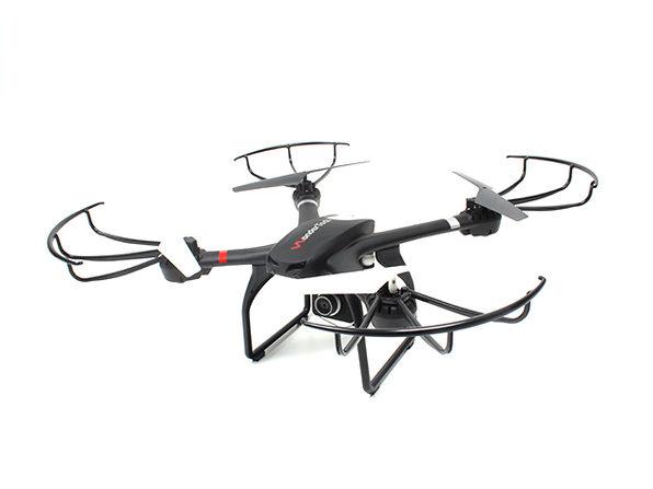 W400R Voyager Drone w/HD Camera & FPV (Black)