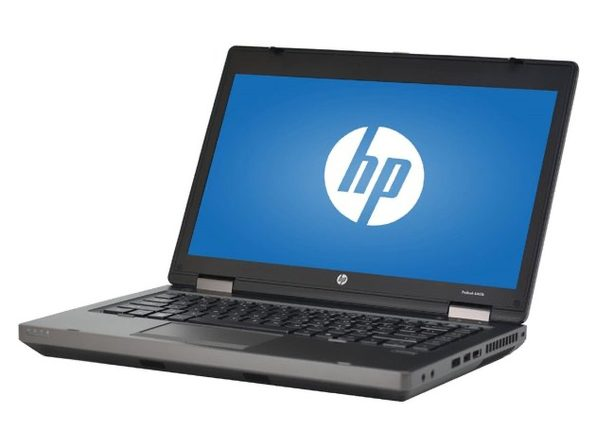 "HP ProBook 6460b 14"" Laptop, 2.5GHz Intel i5 Dual Core Gen 2, 8GB RAM, 320GB SATA HD, Windows 10 Home 64 Bit (Grade B)"