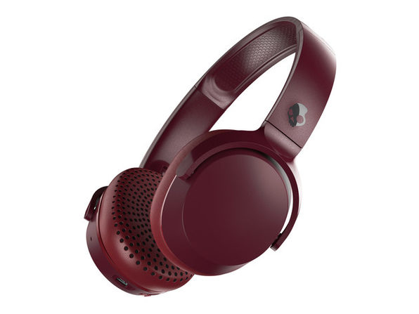 Skullcandy Riff Wireless™ On-Ear Headphones (Deep Red)