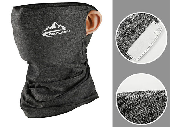 Outdoor Sports Mask - Dark Grey - Product Image