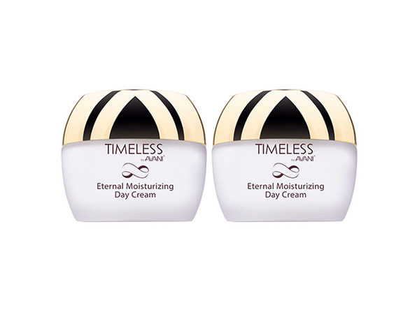 Timeless by AVANI: Eternal Moisturizing Day Cream - 2 pack - Product Image