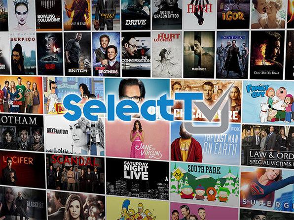 SelectTV: Lifetime Subscription