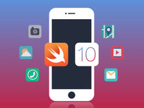 iOS 10 & Swift 3: From Beginner to Paid Professional - Product Image