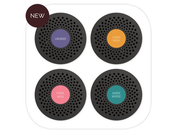 Moodo® Aromatherapy Capsules: 4-Pack