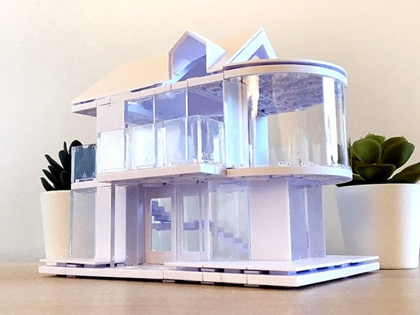 ARCKIT® Architectural Scale Model Building Kit