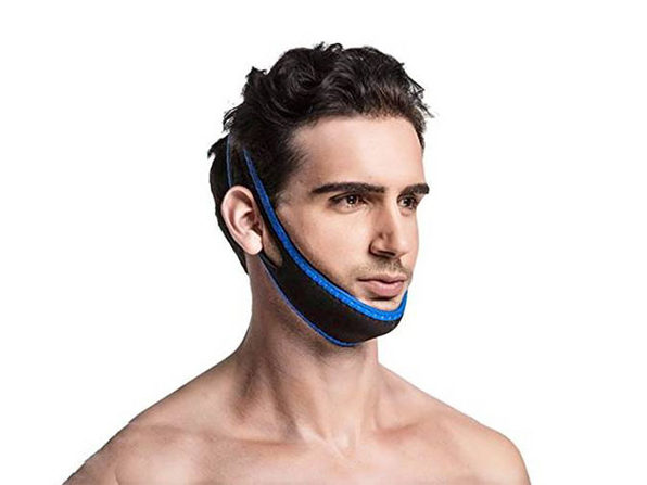 Snore X Double-Padded Chin Cushion