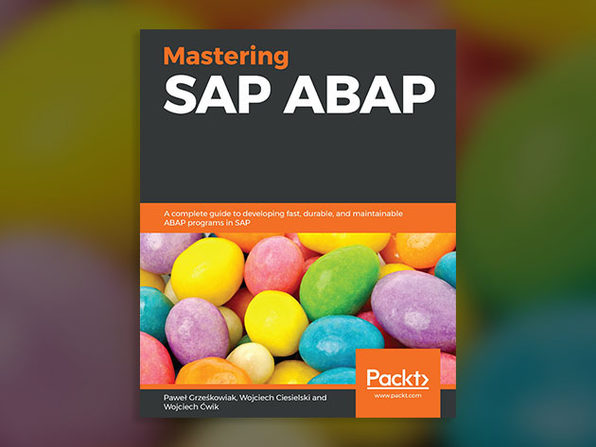Mastering SAP ABAP - Product Image