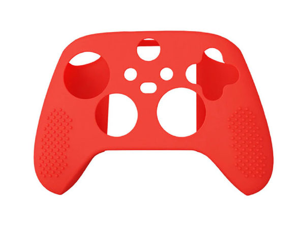 Xbox Series X Silicone Controller Cover Red - Product Image