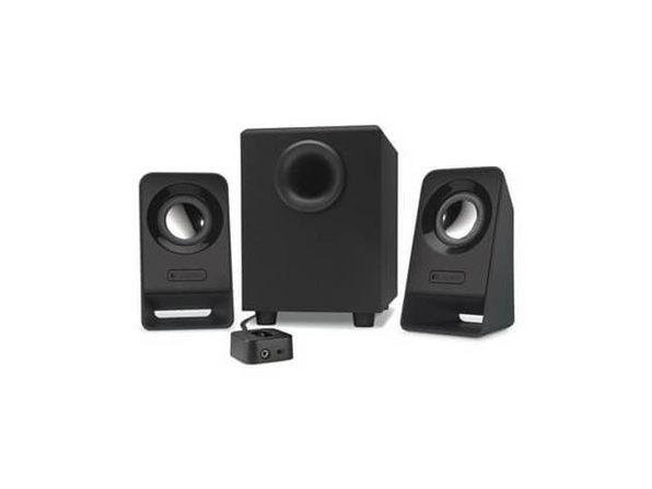 Logitech 980000941 Z213 Multimedia Speakers, Black - Product Image