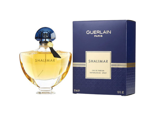 SHALIMAR by Guerlain EAU DE PARFUM SPRAY 1.7 OZ for WOMEN ---(Package Of 4) - Product Image