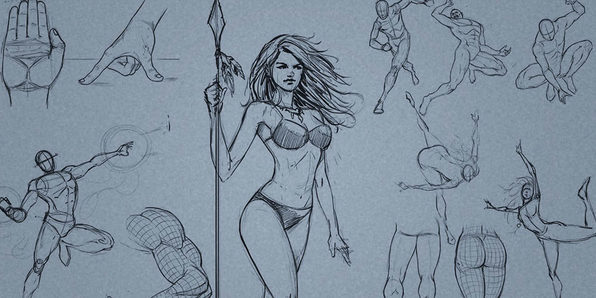 How to Improve Your Figure Drawing Step by Step - Product Image