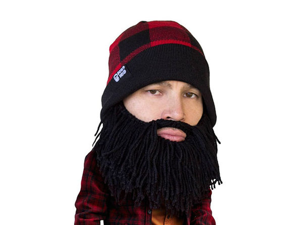 Beard Head® The First Ever Bearded Headwear: Barbarian Lumberjack