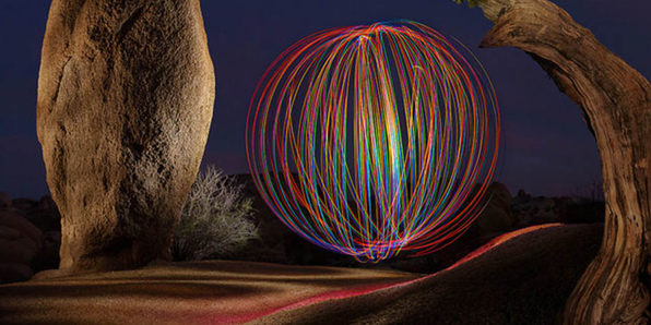 Light Painting for Beginners with Ben Willmore - Product Image