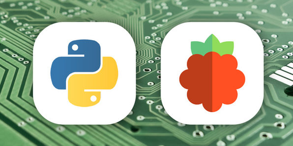 Getting Started with Python & Raspberry Pi - Product Image
