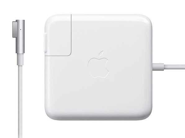 Apple OEM Power Adapter, MC461LL/A, Magsafe 1, 60W, Refurbished - Retail Grade - Product Image