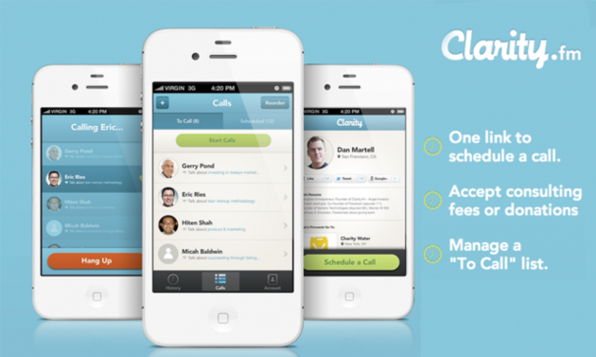 Get Expert Startup Advice With Clarity - Product Image