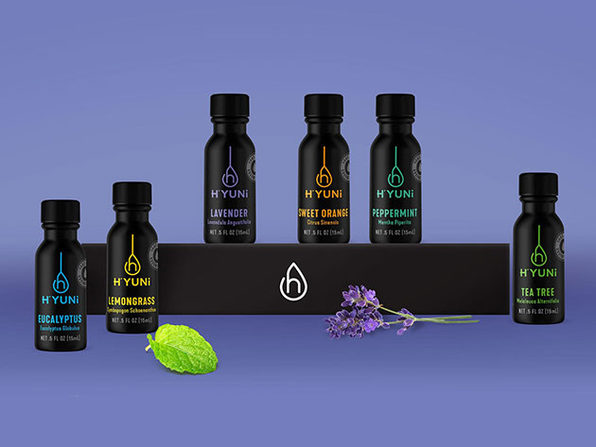 H'YUNi Essential Oils: 6-Pack