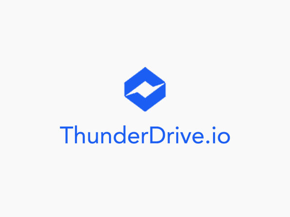 ThunderDrive Cloud Storage: Lifetime Subscription (500GB/Personal Plan)