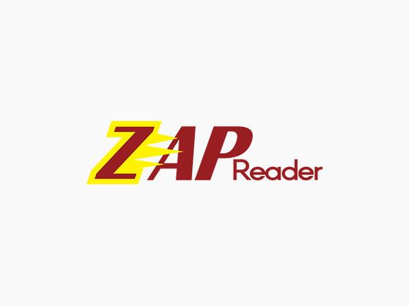 ZapReader Speed-Reading: Lifetime Subscription