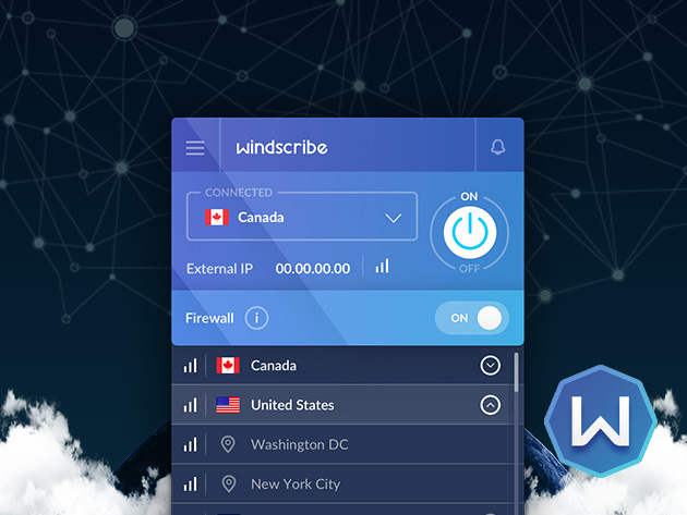 Your Online Privacy Is Under Attack. Windscribe Sets You Free.