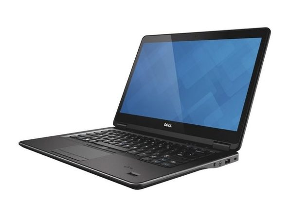 "Dell Latitude E7440 14"" Laptop, 1.9GHz Intel i5 Dual Core Gen 4, 4GB RAM, 128GB SSD, Windows 10 Home 64 Bit (Refurbished Grade B)"