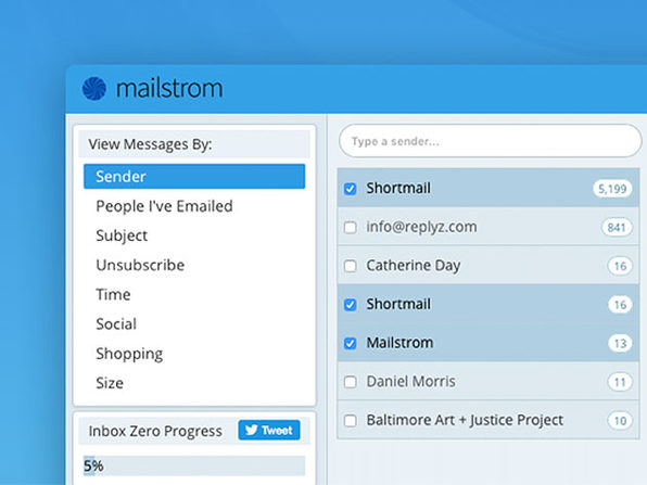Mailstrom Pro: Lifetime Subscription