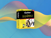 eMedia Guitar For Dummies® - Product Image