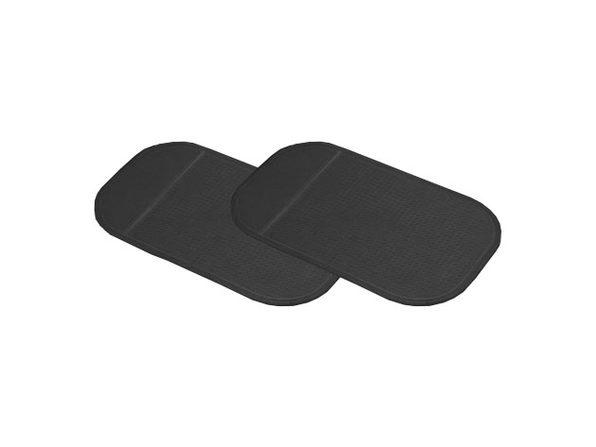 Non-Slip Dashboard Pad - Set of 2 Black - Product Image