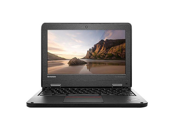 "Lenovo Thinkpad 11e Chromebook 11.6"" 16GB Silver (Certified Refurbished)"